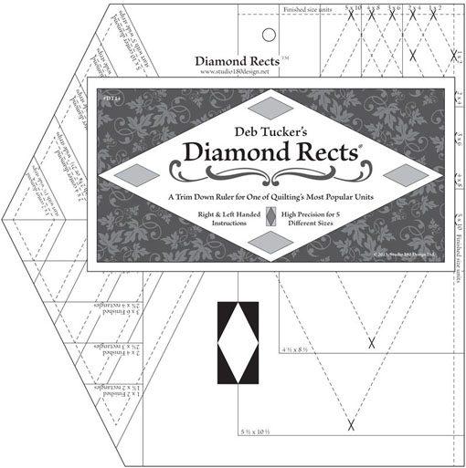 Diamond Rects tool