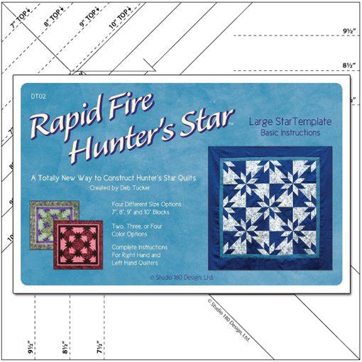 Rapid Fire Hunter's Star Large