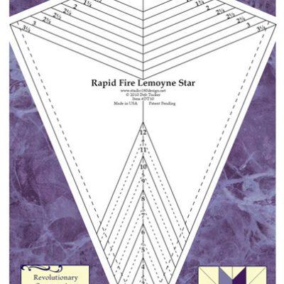 Rapid Fire Lemoyne Star tool
