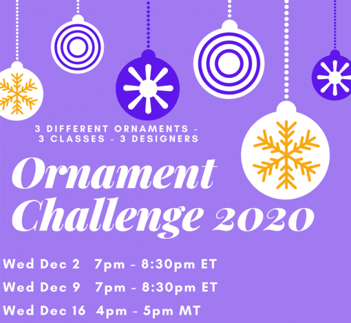 The Great Ornament Challenge 2020