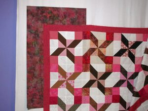 Making Charity Quilts Part 3