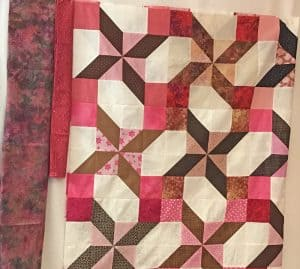 Making Charity Quilts