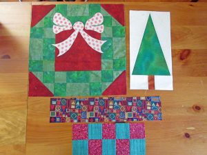 Christmas Quilt Month 2