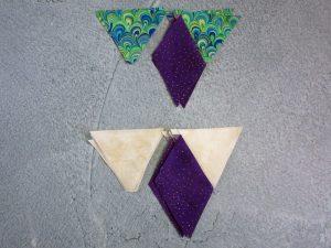 Add right triangle