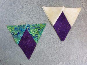 Add left triangle